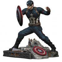 Captain America Civil War Finders Keypers Statue