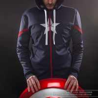 Captain America Civil War Hoodie 1