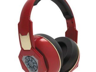 Captain America: Civil War Iron Man Bluetooth Headphones