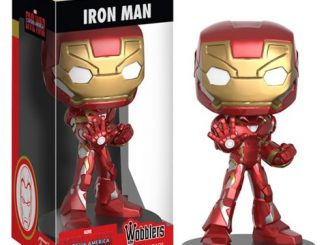 Captain America Civil War Iron Man Bobblehead