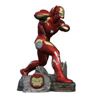 Captain America Civil War Iron Man Finders Keypers Statue