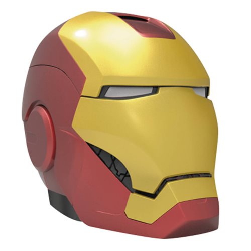 Captain America Civil War Iron Man Helmet Bluetooth Speaker