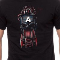 Captain America Civil War Iron Man Victorious T-Shirt