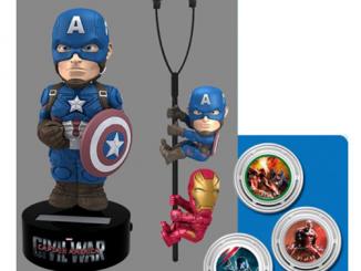 Captain America Civil War Marvel Gift Set
