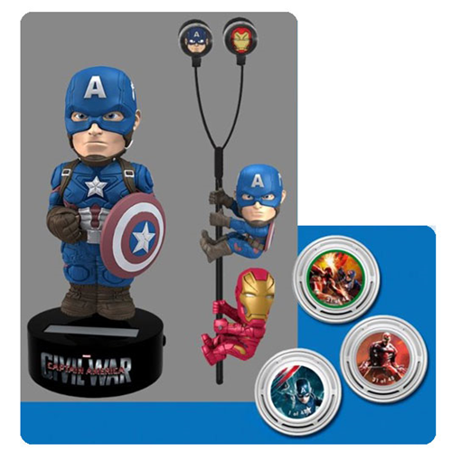Captain America Civil War Marvel Gift Set