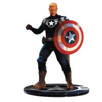 Captain America Commander Rogers Action Figure