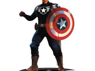 Captain America Commander Rogers One 12 Collective Action Figure