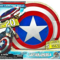 Captain America Disc Launcher Shield