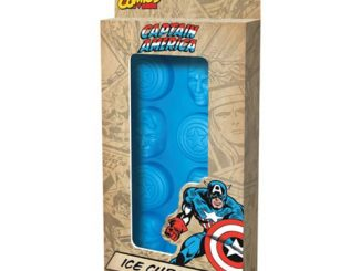 Captain America Ice Cube Tray
