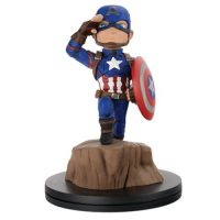 Captain America Marvel Comics Q-Fig PVC Figure