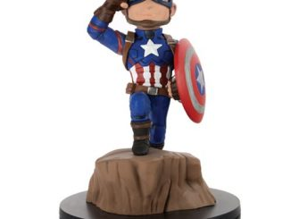 Captain America Marvel Comics Q-Fig PVC Figure