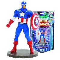 Captain-America-Marvel-Miniature-Alliance-Paperweight