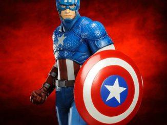Captain America Marvel Now ARTFX Statue
