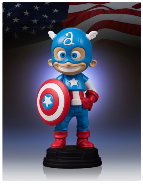 Captain America Marvel Skottie Young Statue 1