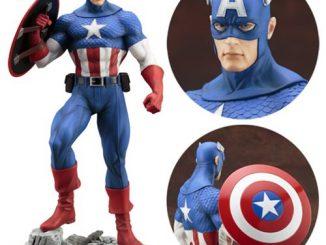 Captain America Modern Myth ArtFX Statue