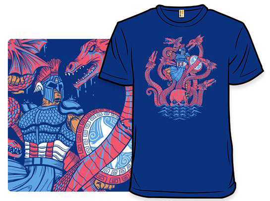 Captain America Modern Myths III Shirt