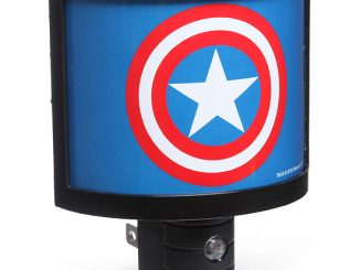 Captain America Night Light