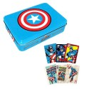 Captain America Playing Cards Set