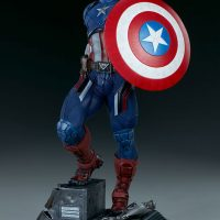 Captain America Premium Format Figure Collector Edition