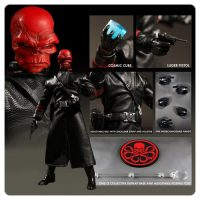 Captain America Red Skull One12 Collective Action Figure