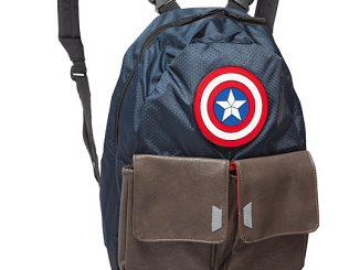 Captain America Reversible Backpack