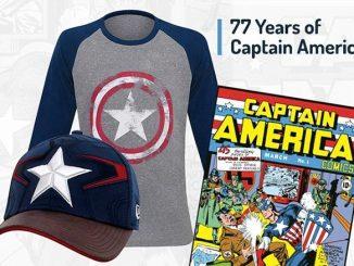 Captain America Sale