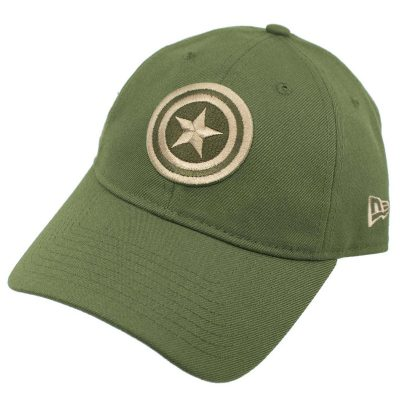 Captain America Salute to Service Hat