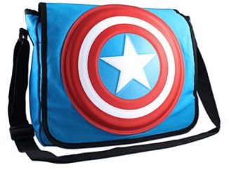Captain America Shield Marvel Messenger Bag