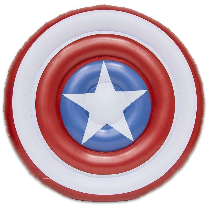 Captain America Shield Pool Float
