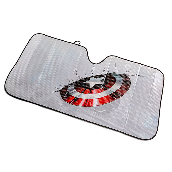 Captain America - Shield Universal Sunshade