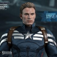 Captain America Sixth Scale Figure without helmet