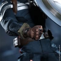 Captain America Sixth Scale Figure wrist detail