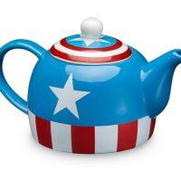 Captain America Teapot