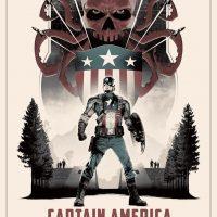 Captain America The First Avenger Variant Edition by Matt Ferguson
