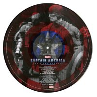 Captain America The First Avenger Vinyl LP 1