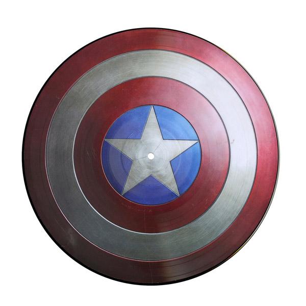 Captain America The First Avenger Vinyl LP