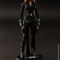 Captain America The Winter Soldier Black Widow Sixth Scale Figure Accessories
