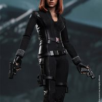 Captain America The Winter Soldier Black Widow Sixth Scale Figure Front