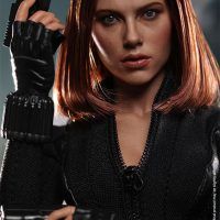 Captain America The Winter Soldier Black Widow Sixth Scale Figure Guns
