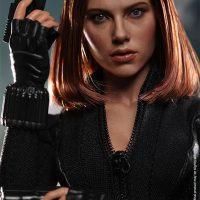 Captain America The Winter Soldier Black Widow Sixth Scale Figure Guns
