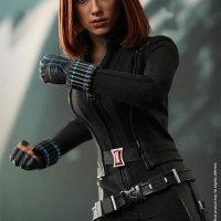 Captain America The Winter Soldier Black Widow Sixth Scale Figure Stinger Bracelets