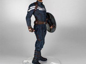 Captain America: The Winter Soldier Captain America Stealth 1:4 Scale Statue