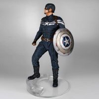 Captain America: The Winter Soldier Captain America Stealth 1:4 Scale Statue Side