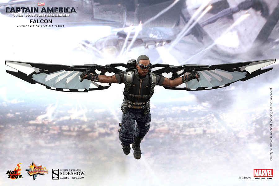 Captain America: The Winter Soldier - 126.6KB
