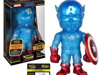 Captain America True Blue Hikari Vinyl Figure