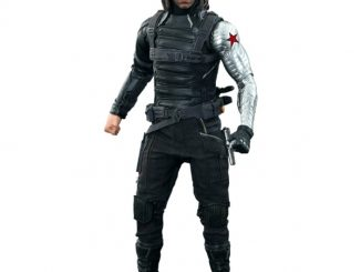 Captain America Winter Soldier Sixth Scale Figure