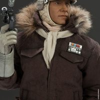 Captain Han Solo Hoth Figure