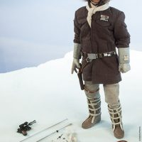 Captain Han Solo Hoth Sixth-Scale Figure with Accessories