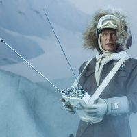 Captain Han Solo Hoth Sixth-Scale Figure with Scanner