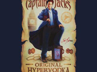 Captain Jacks Original Hypervodka T-Shirt